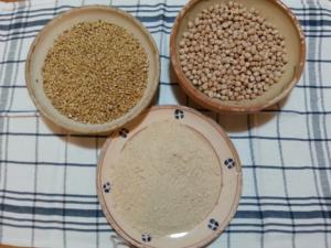 ricetta della farinella piccante